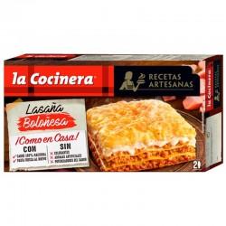 LASAÑA COCINERA BOLOÑESA 530G