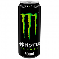 BEBIDA ENERGET.MONSTER...