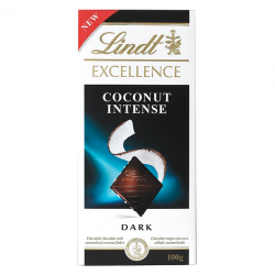 CHOCO.LINDT EXCELL.COCO 100G
