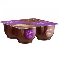 VITALINEA CREMA CHOCOLATE X4