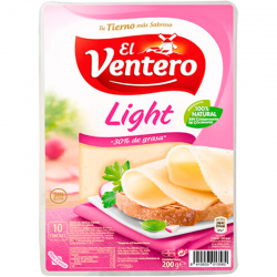 QUESO VENTERO LIGHT TIERNO...