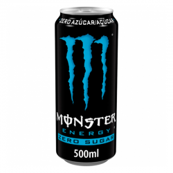 BEBIDA ENERGET.MONSTER ZERO...