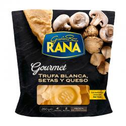RAVIOLI TRUFA BLANCA, SETAS...