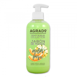 JABON AGRADO MANOS MELON 300ML