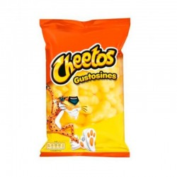 CHEETOS GUSTOSINES 135G