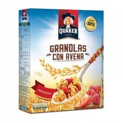 GRANOLAS CON AVENA